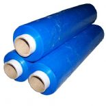 Blue Pallet Stretch/ Shrink Wrap 400mmx300m